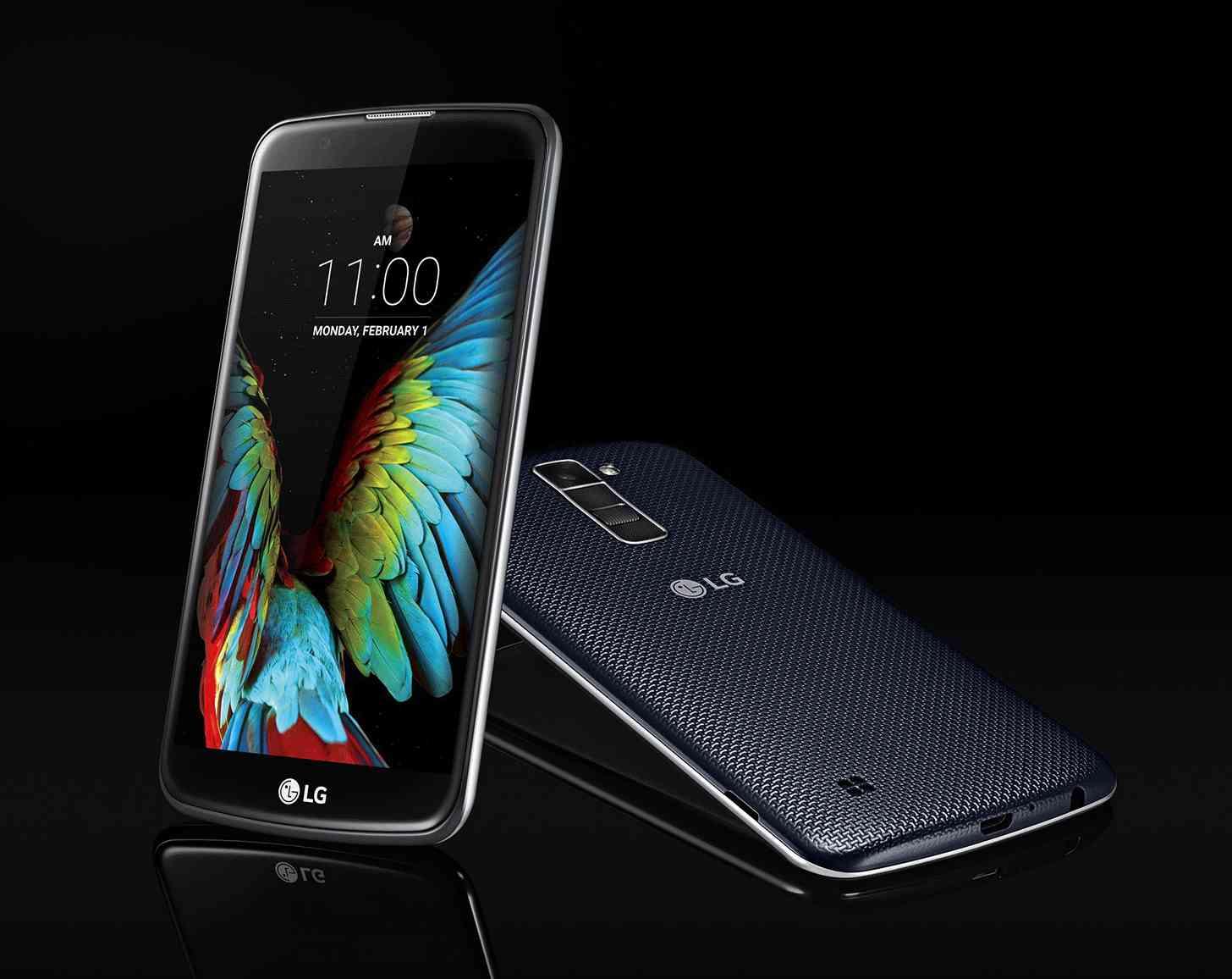 LG K10 K Series Android phone