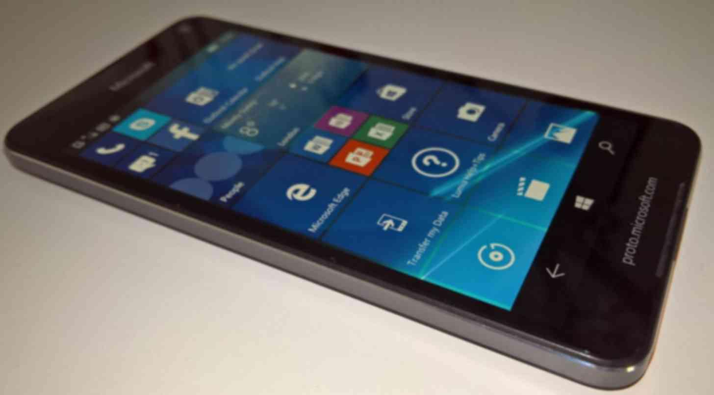 Microsoft Lumia 650 leak