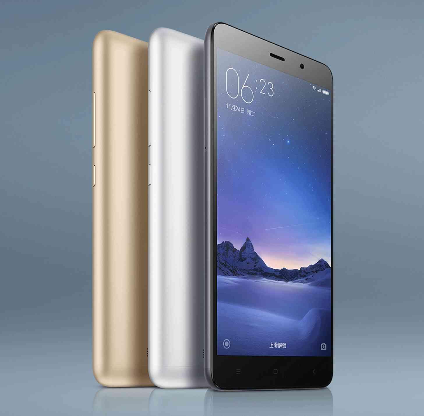 Xiaomi Redmi Note 3 Snapdragon 650 large
