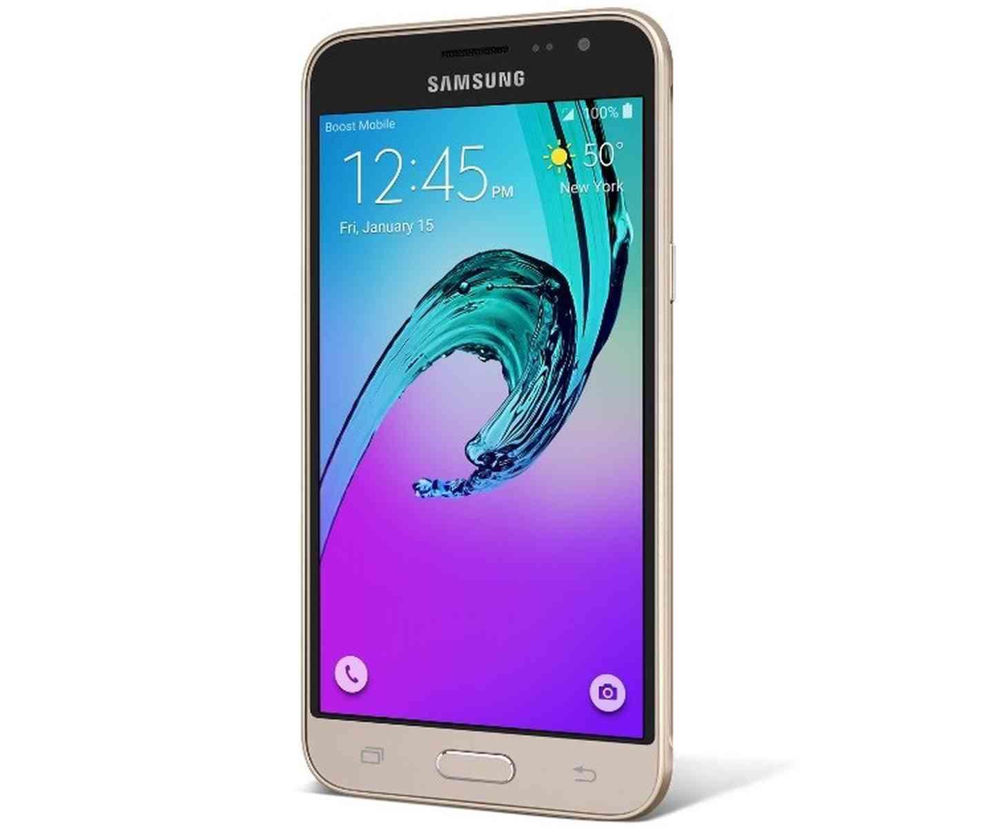 Samsung Galaxy J3 2016 Virgin Mobile, Boost Mobile