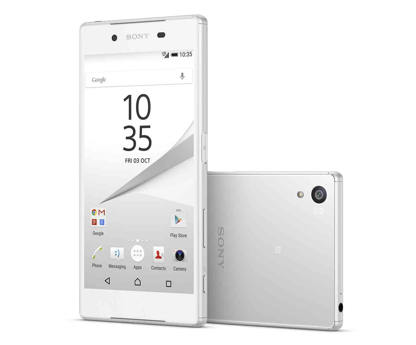 Sony Xperia Z5 white large