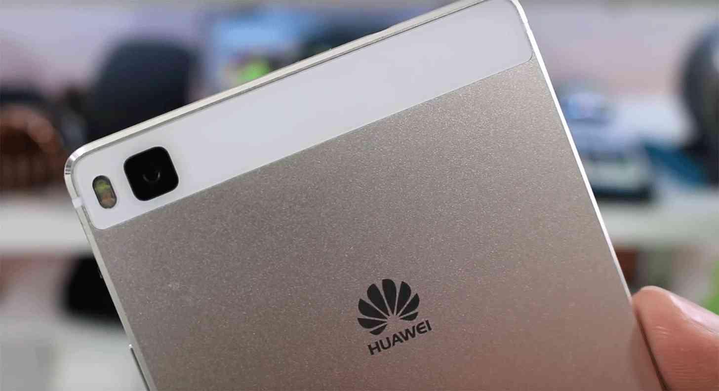 Huawei P8 rear camera