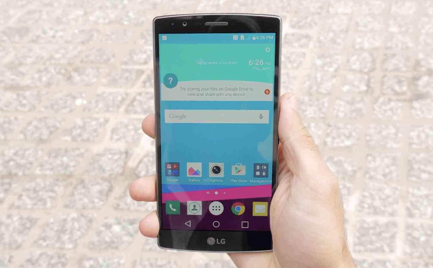 LG G4 hands on large