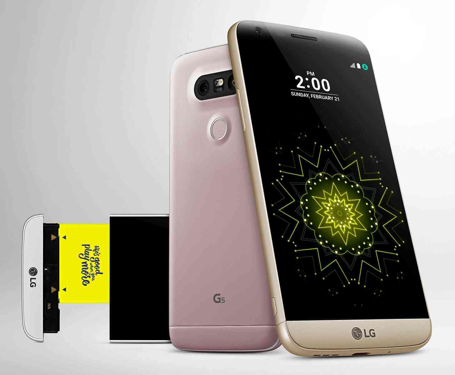 LG G5 official