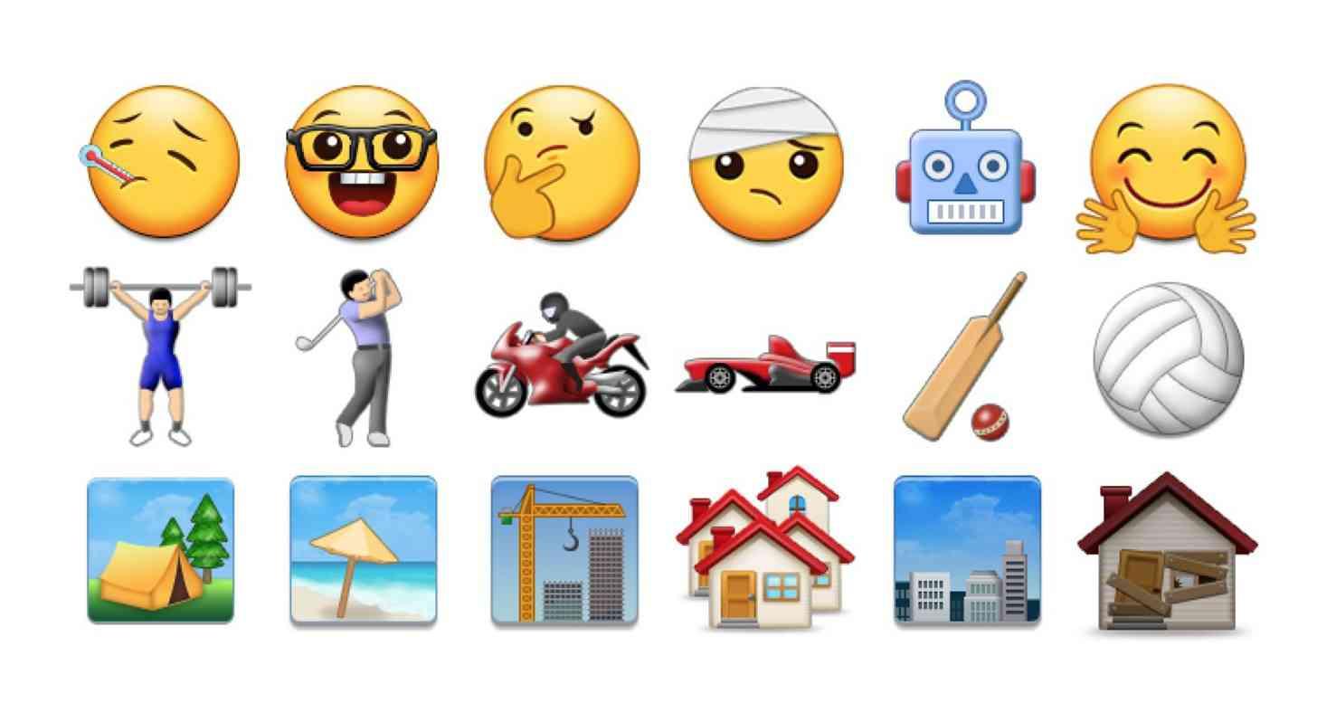 Samsung Galaxy emoji Android 6.0.1