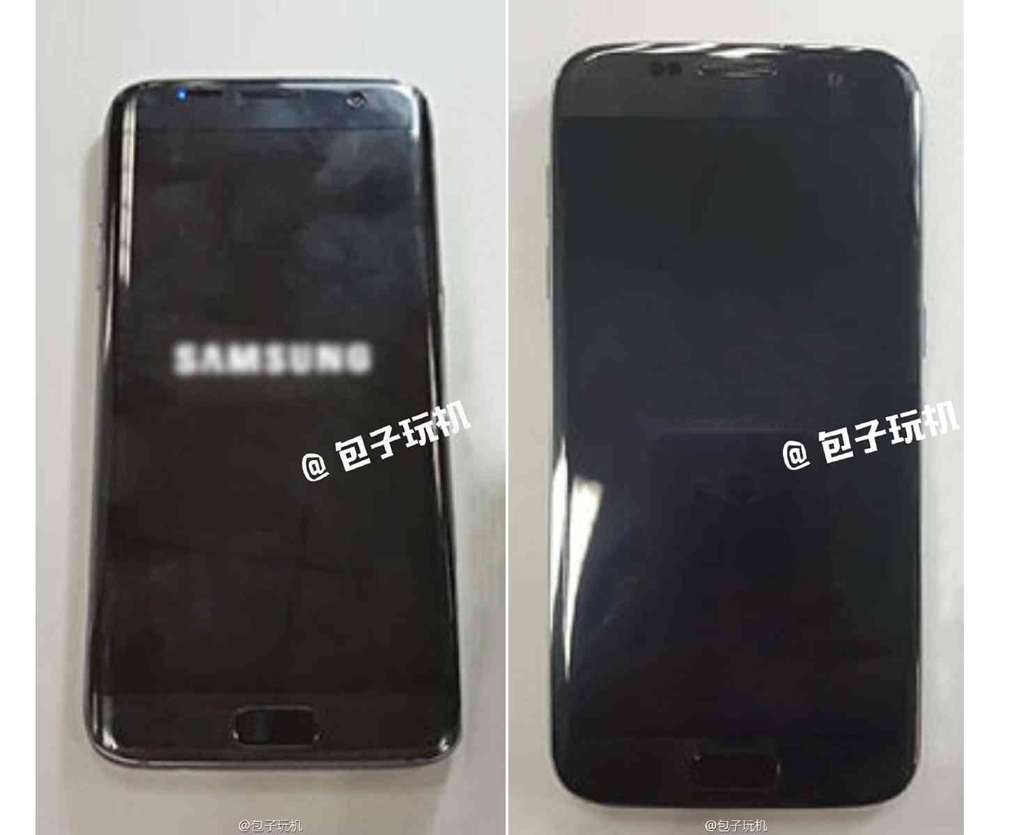 Samsung Galaxy S7 edge hands-on photos