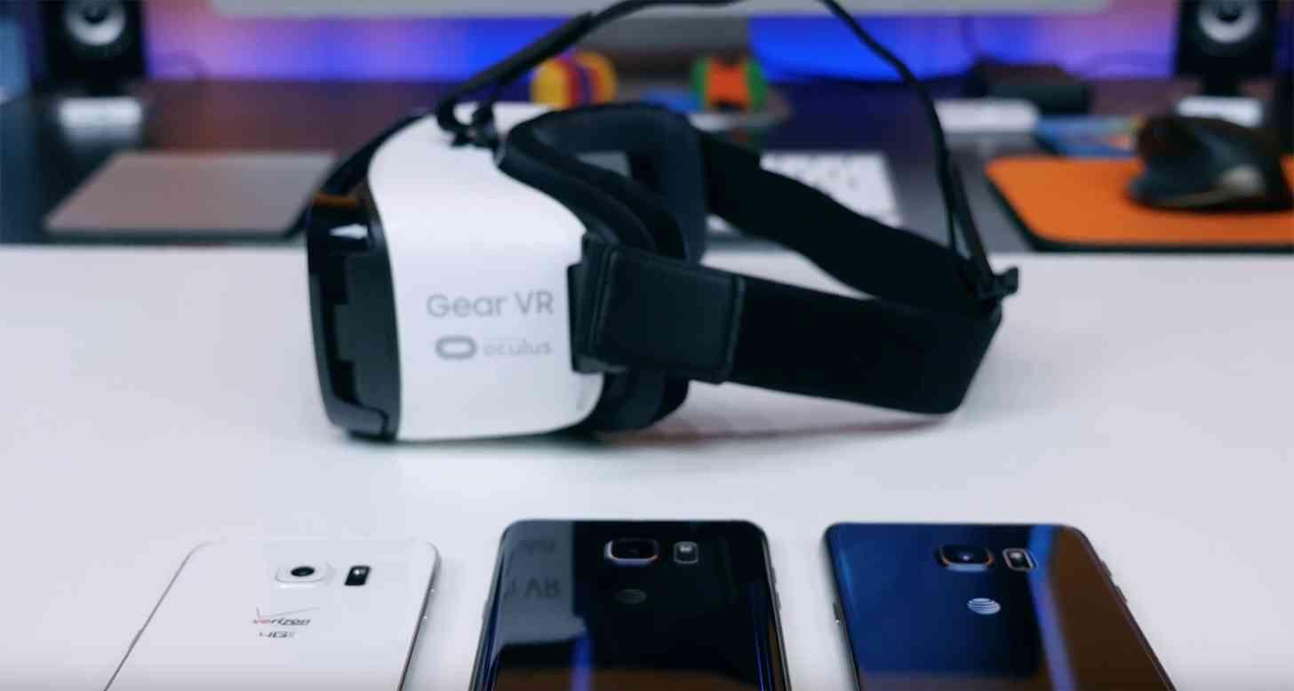 Samsung Gear VR hands on