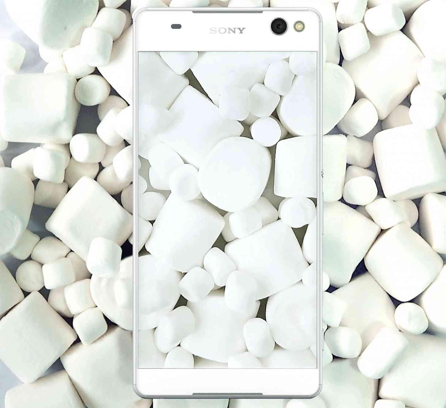 Sony Xperia Android 6.0 Marshmallow