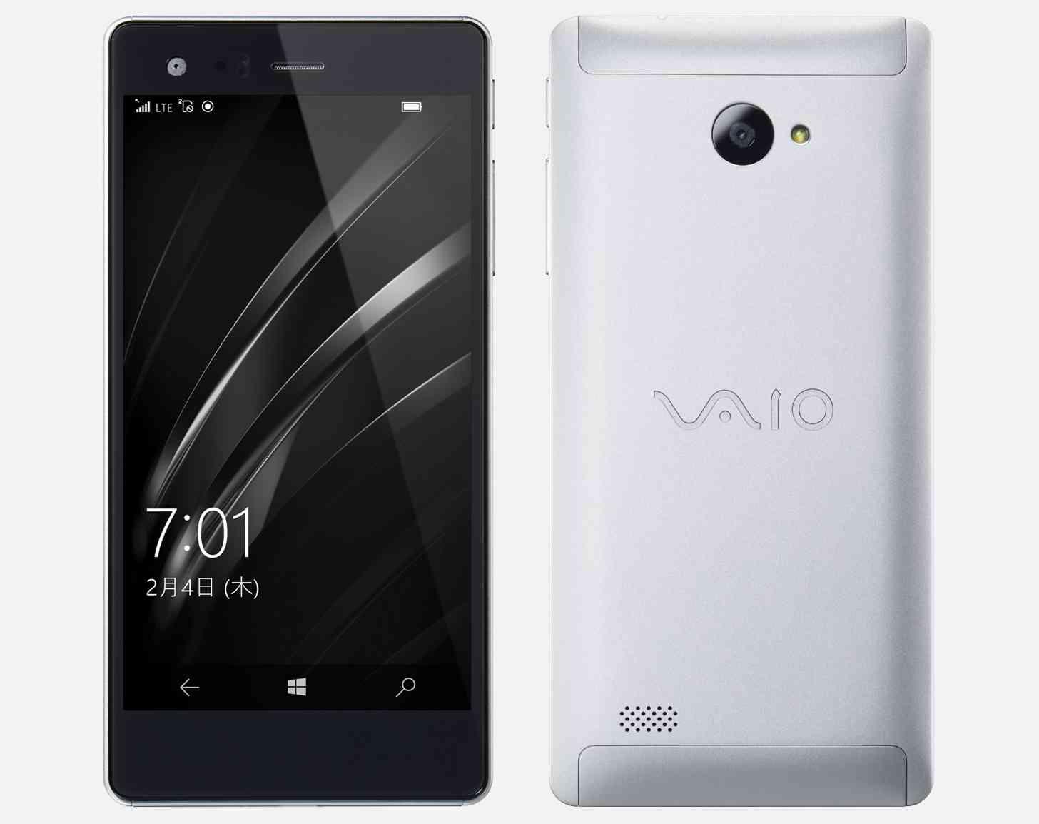 VAIO Phone Biz official