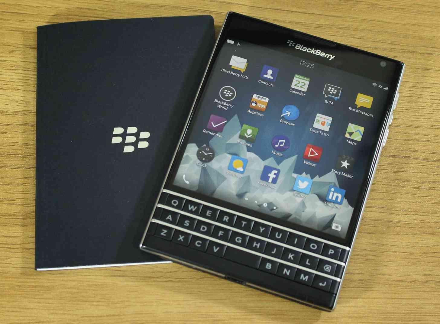 BlackBerry Passport large