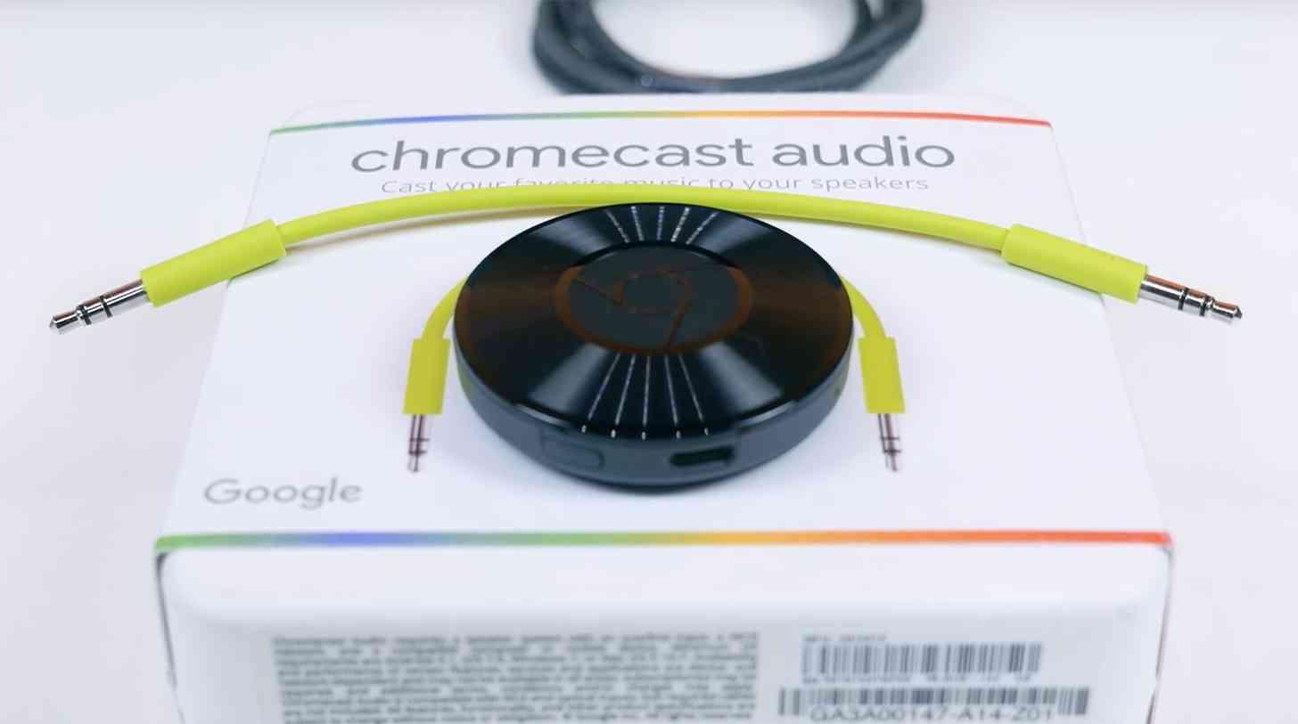 Chromecast Audio review