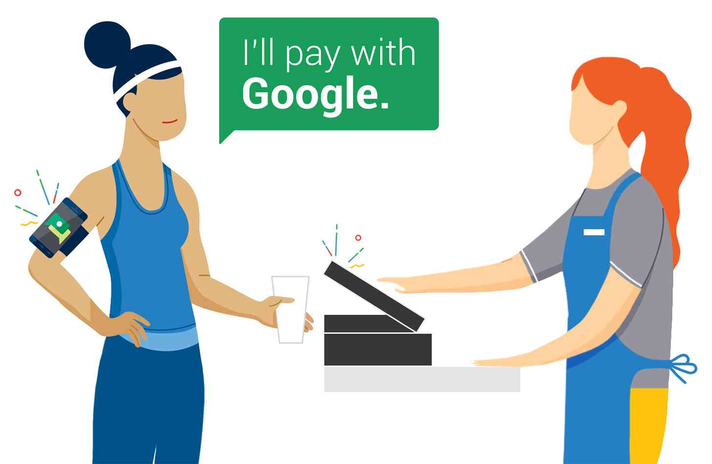 Google Hands Free payment app