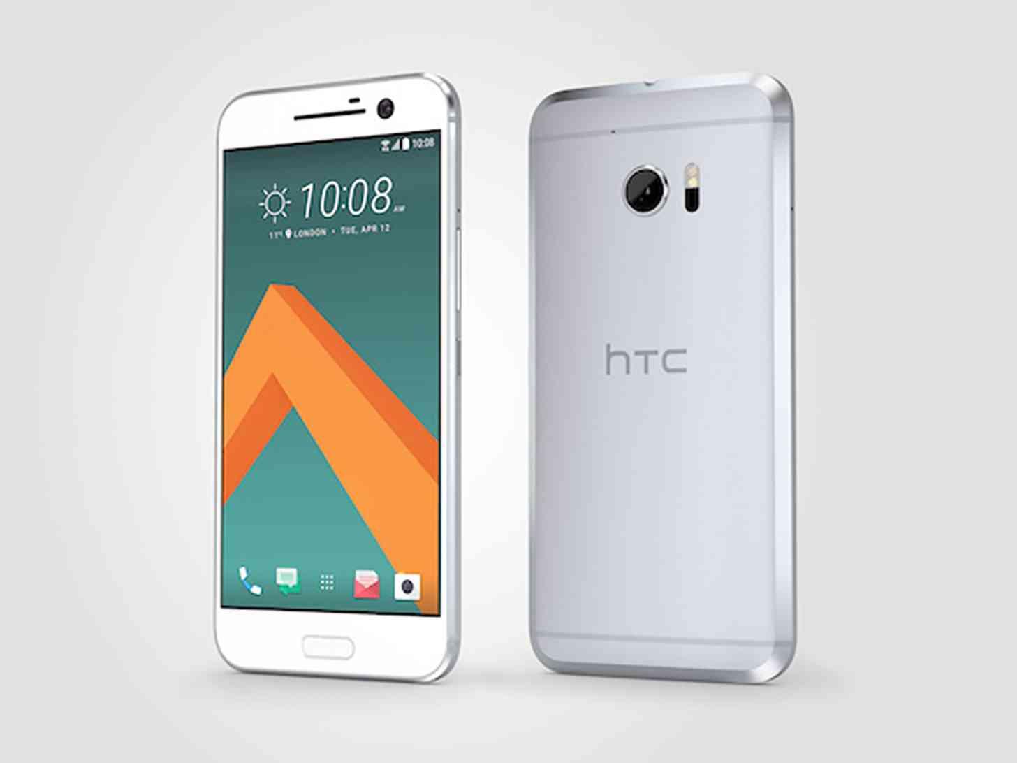 HTC 10 white renders leak
