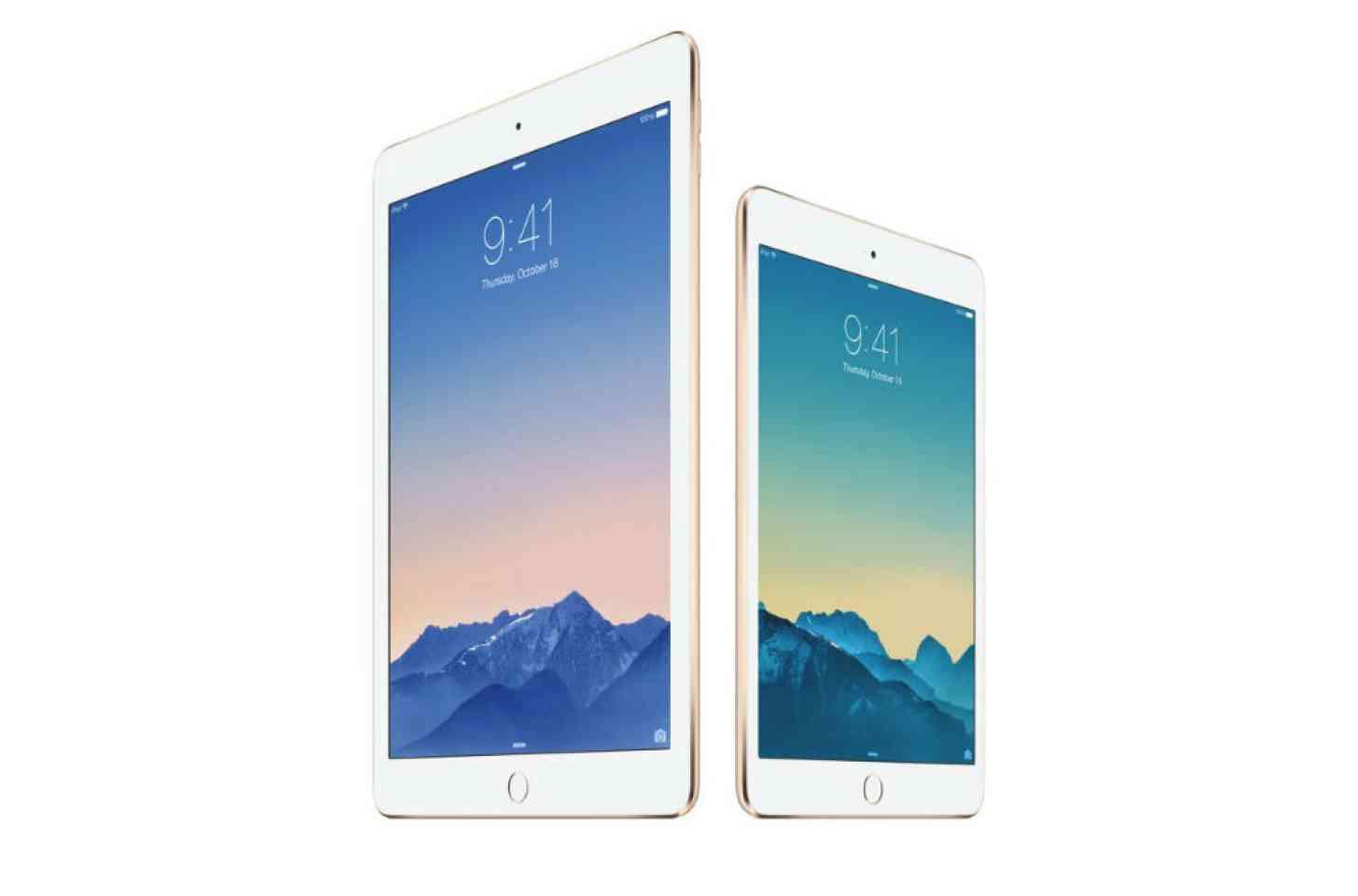 Apple iPad Pro versus iPad Mini