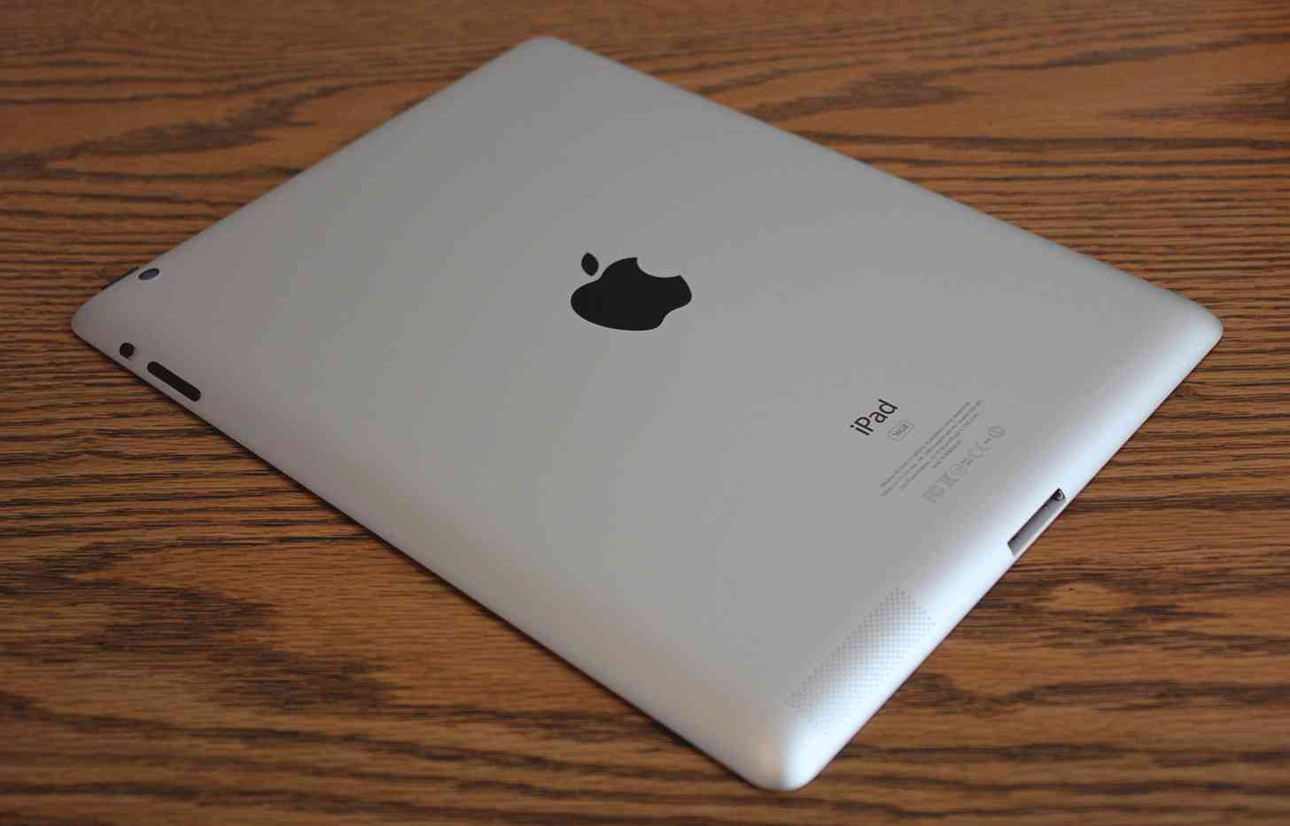Apple iPad rear