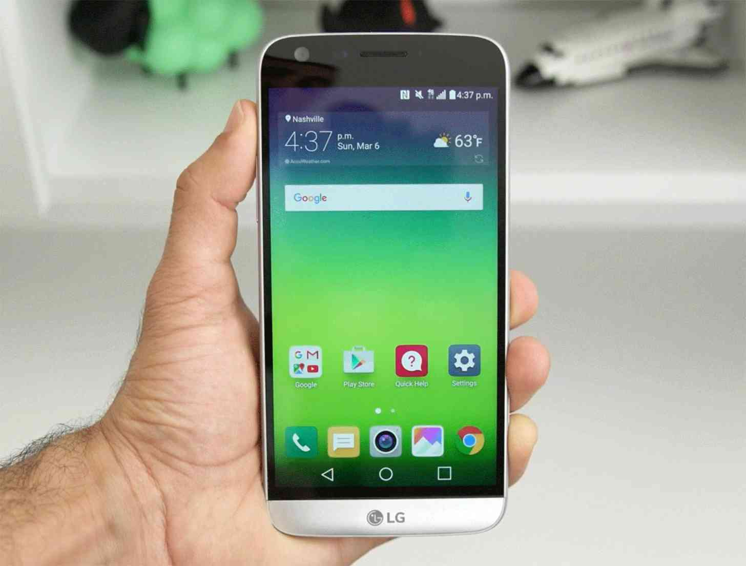 LG G5 hands-on large