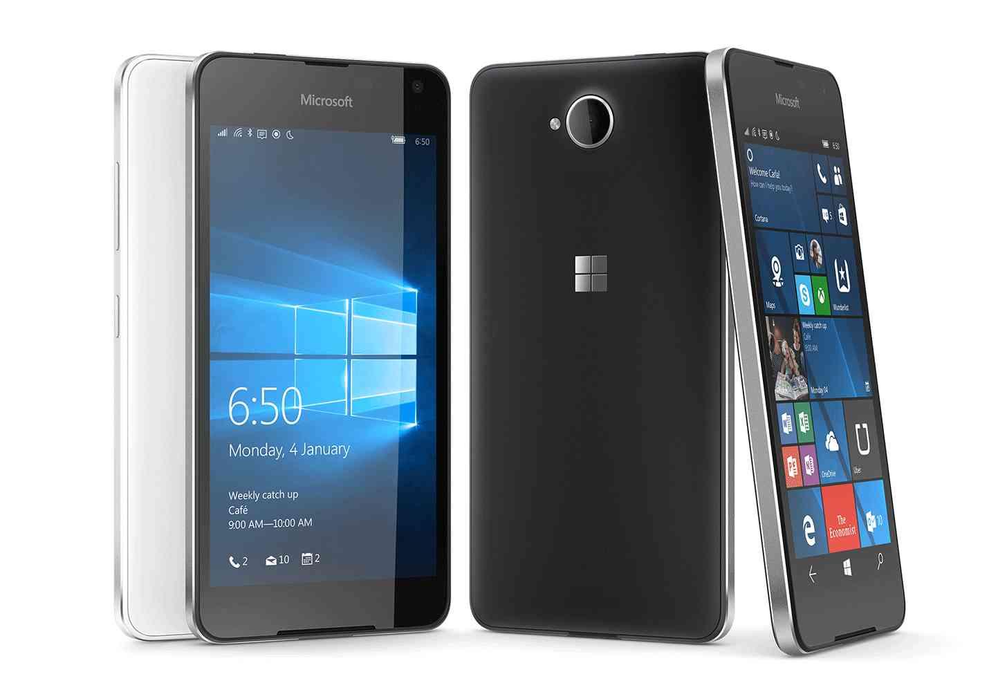 Microsoft Lumia 650 official