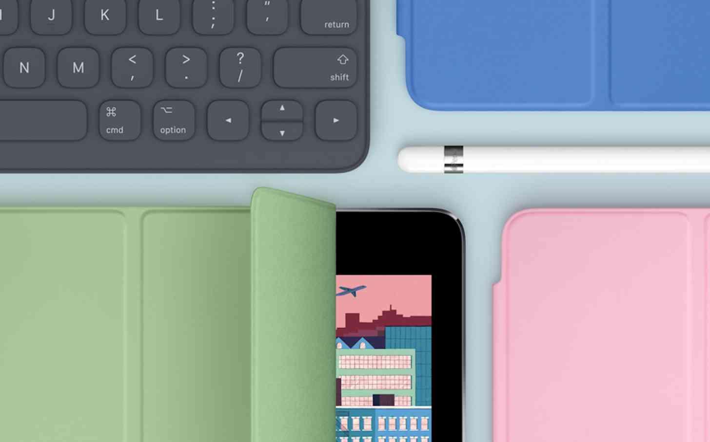 Apple new iPad Pro