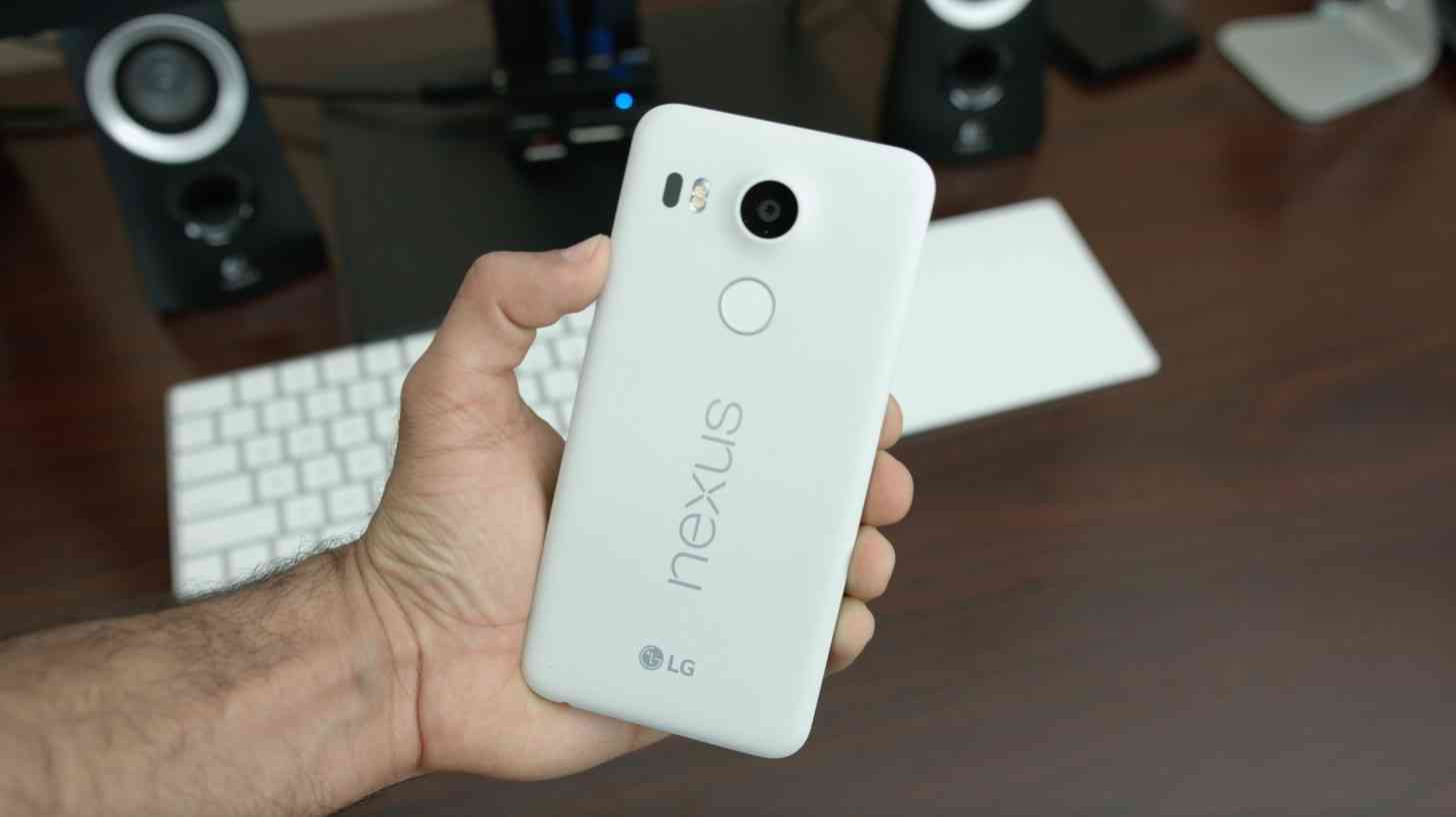 LG Nexus 5X main