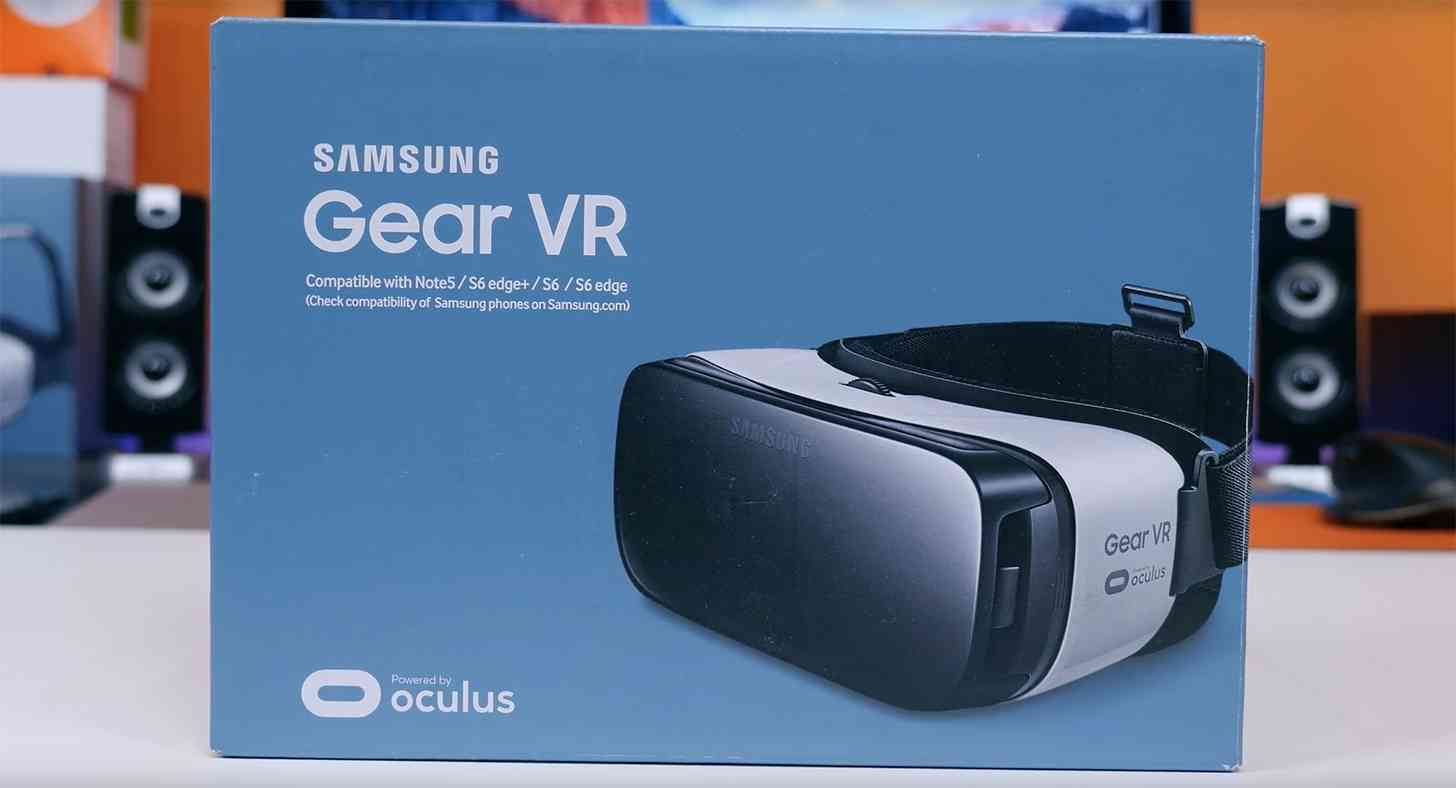 Samsung Gear VR hands-on