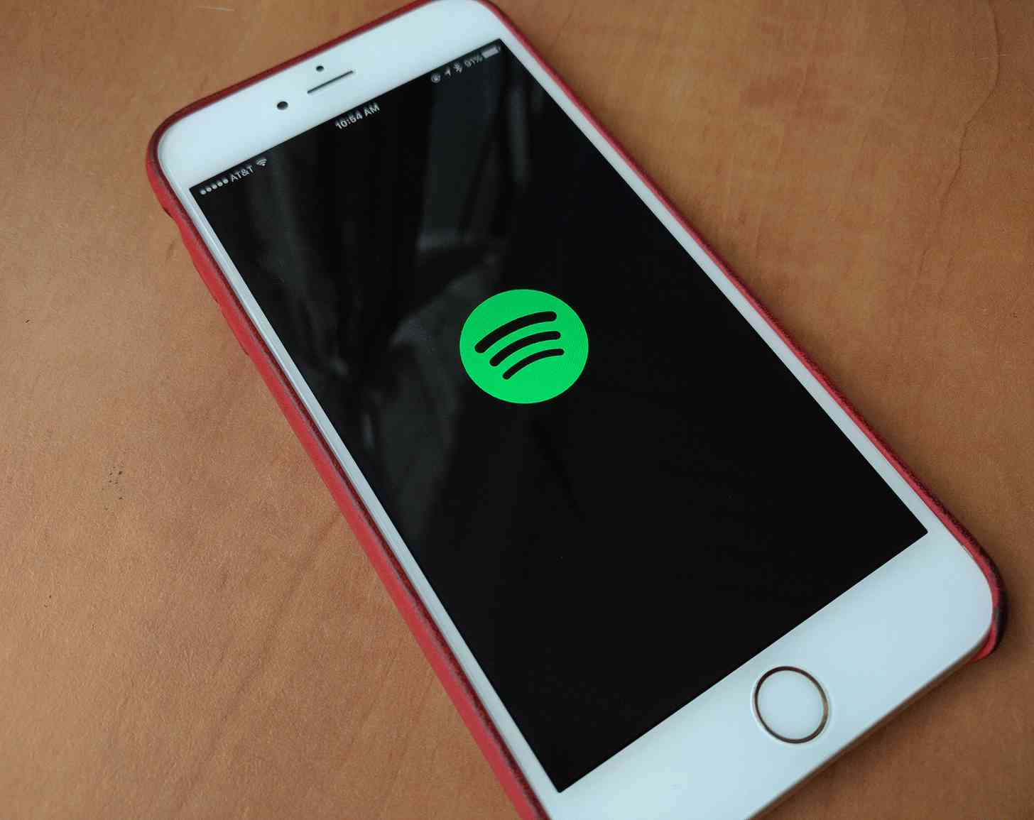 Spotify logo iPhone