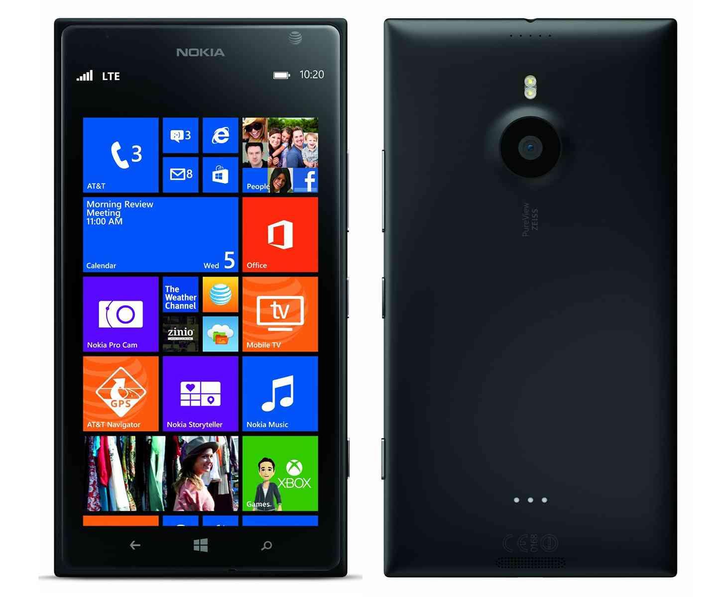Nokia Lumia 1520 AT&T black