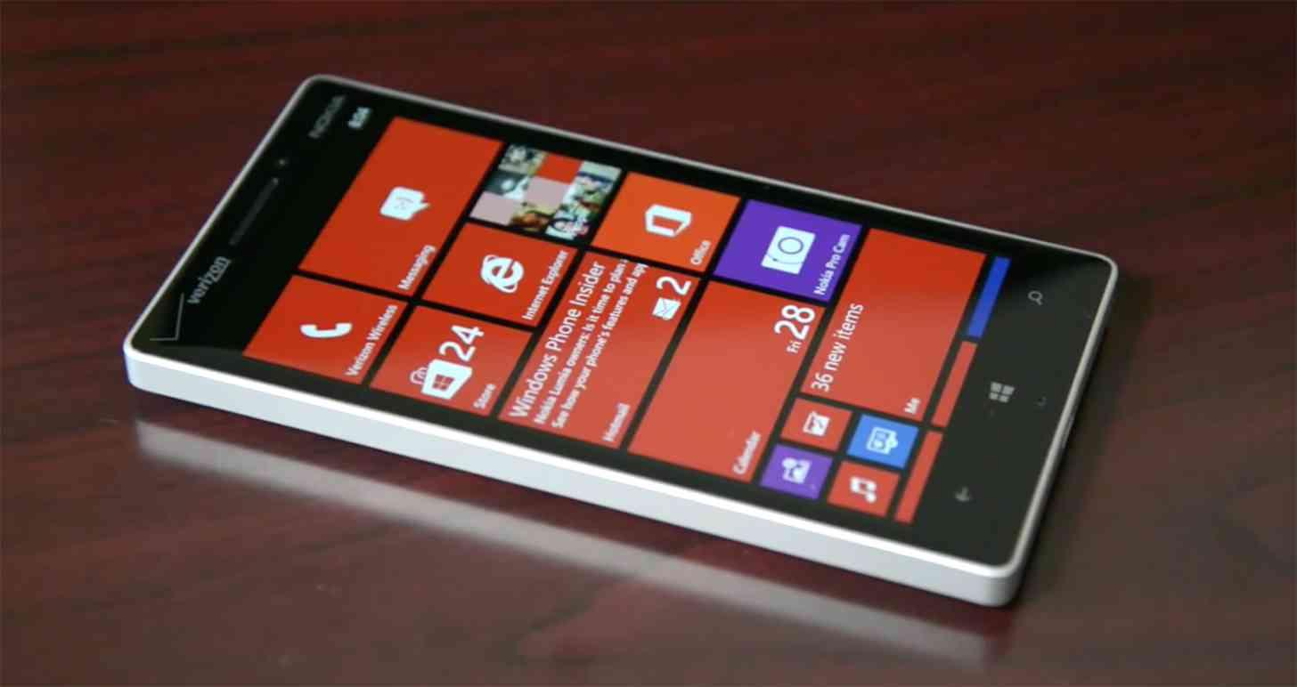 Nokia Lumia Icon hands-on