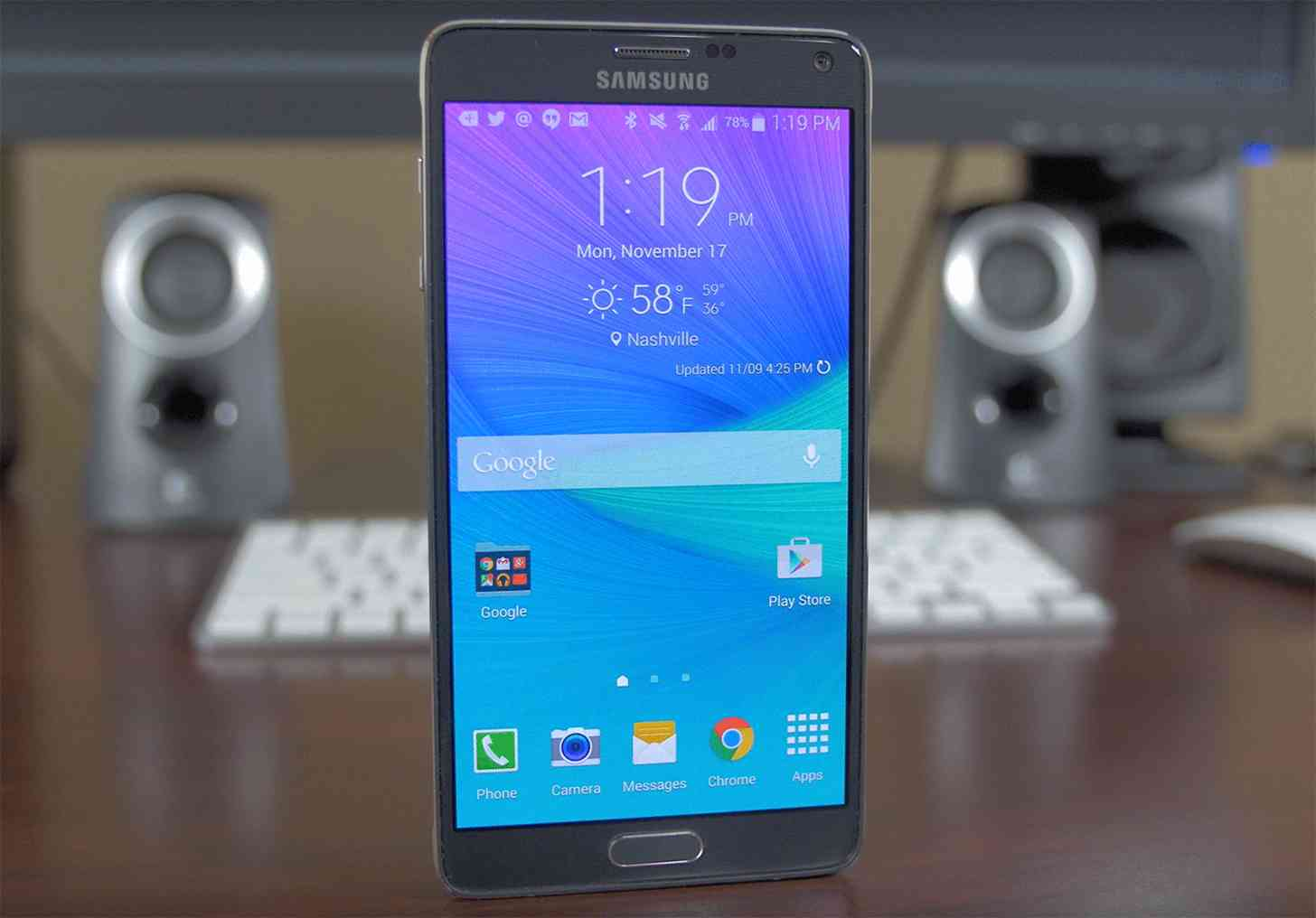 T-Mobile's Samsung Galaxy Note 4 now being updated to