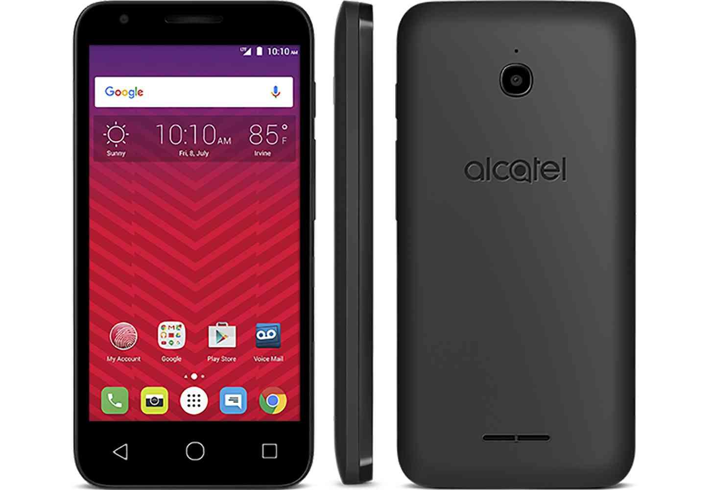Alcatel Dawn Virgin Mobile official