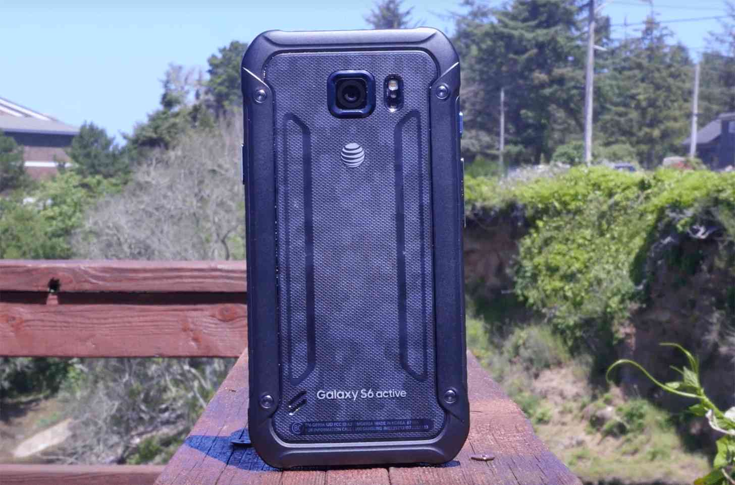AT&T Samsung Galaxy S6 active review