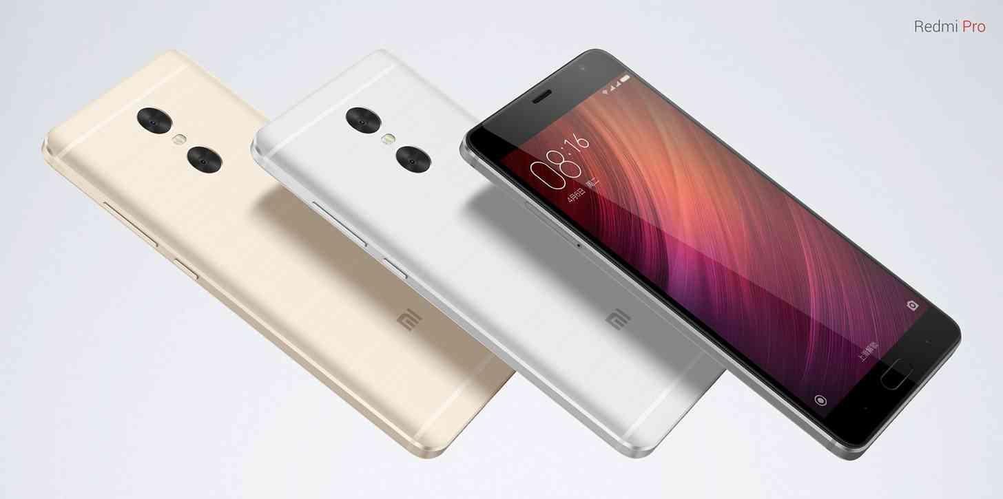 Xiaomi Redmi Pro colors