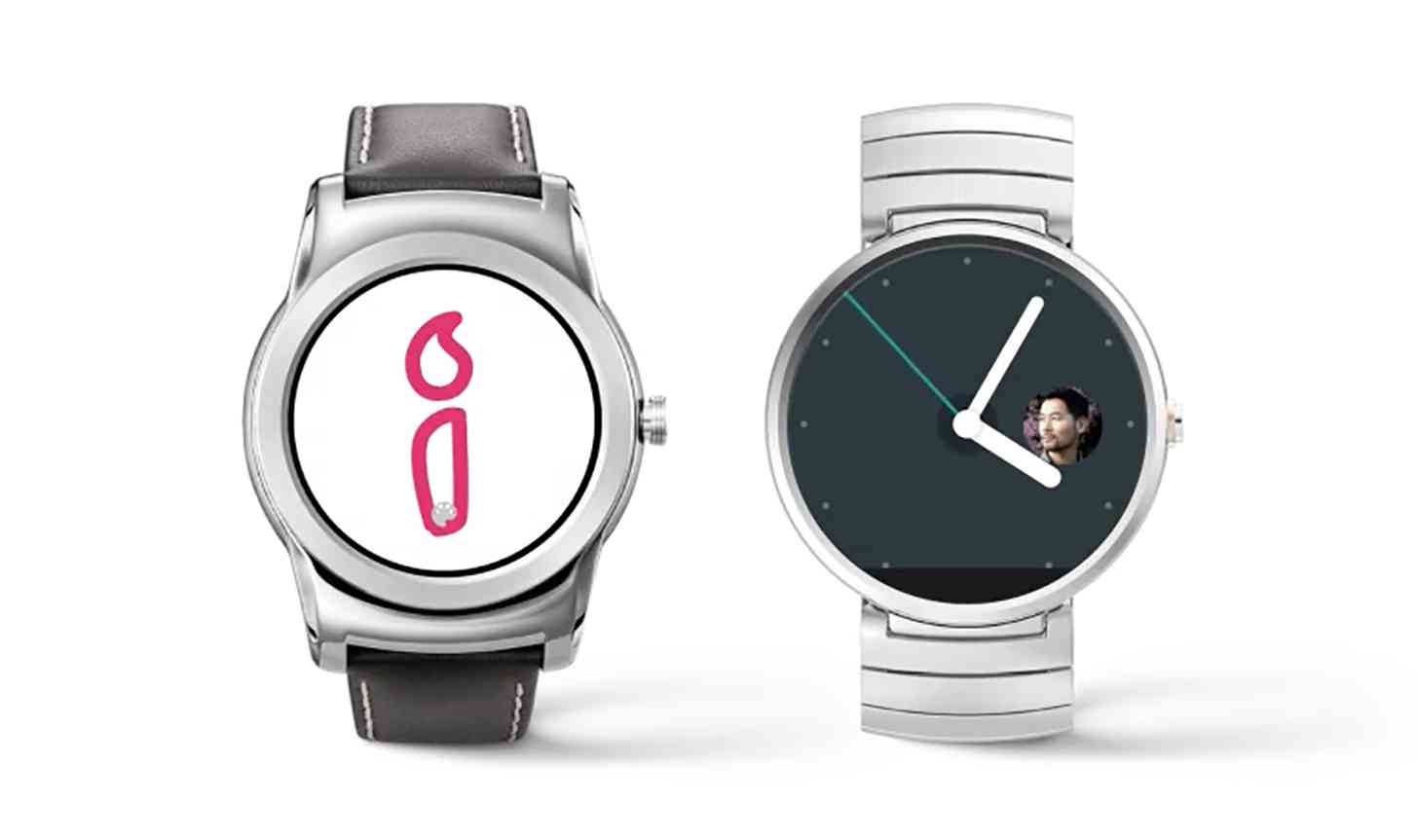 Android Wear Together feature sketch