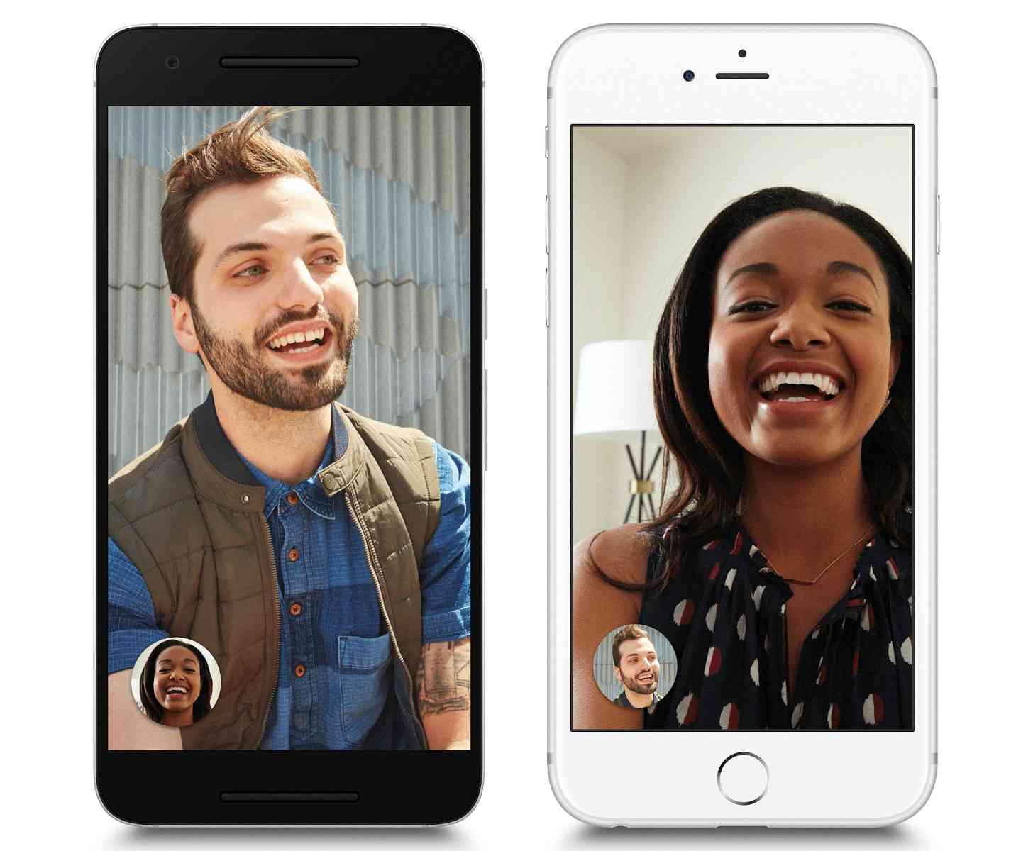 Google Duo video calling