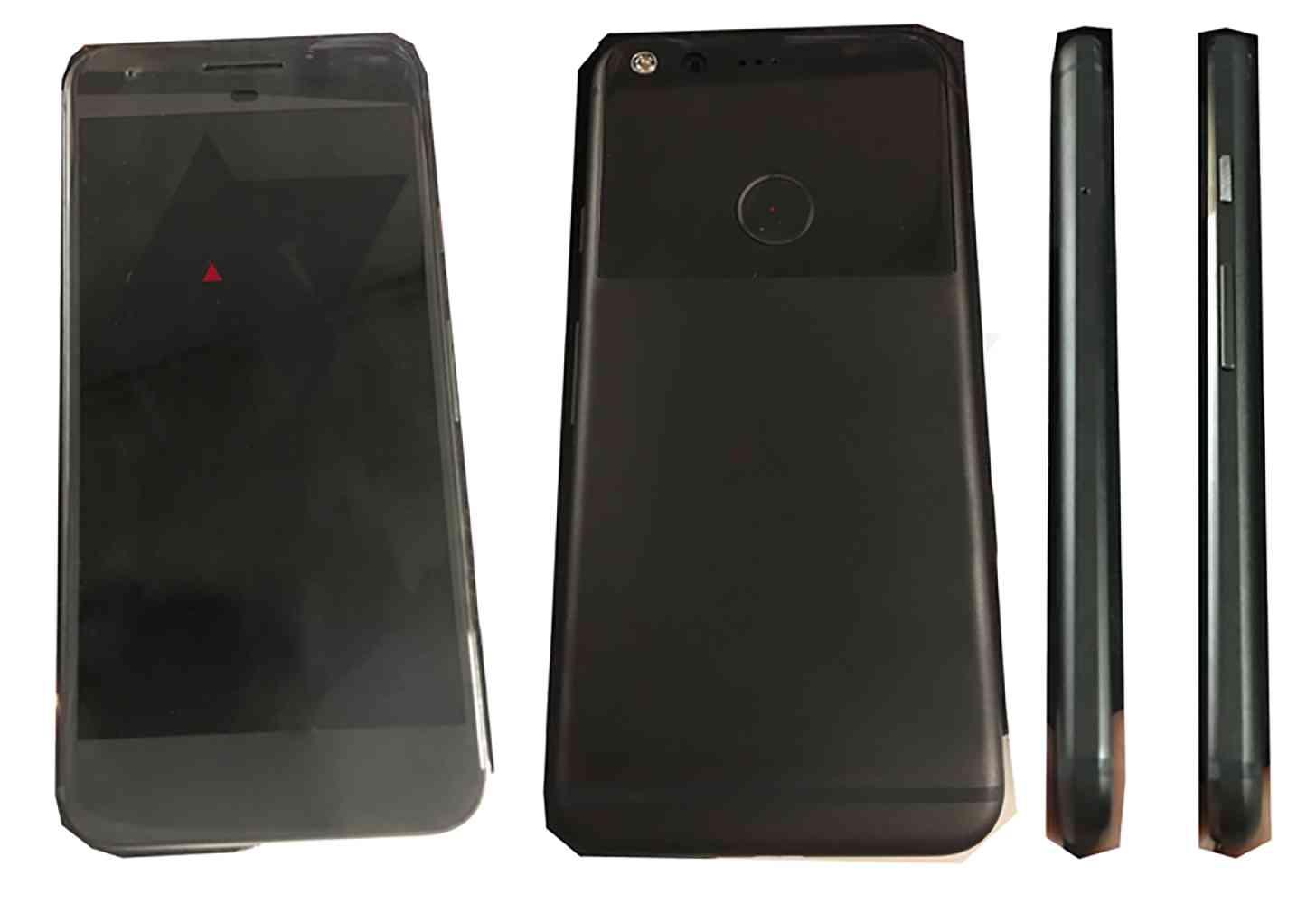 Google Nexus Sailfish photos leak front rear sides
