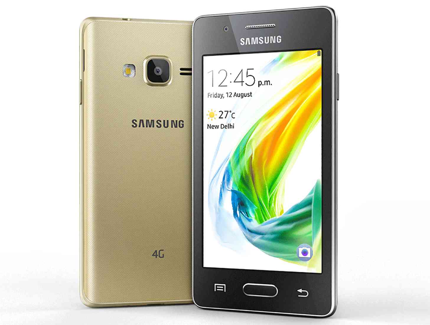 Samsung Z2 Tizen smartphone official