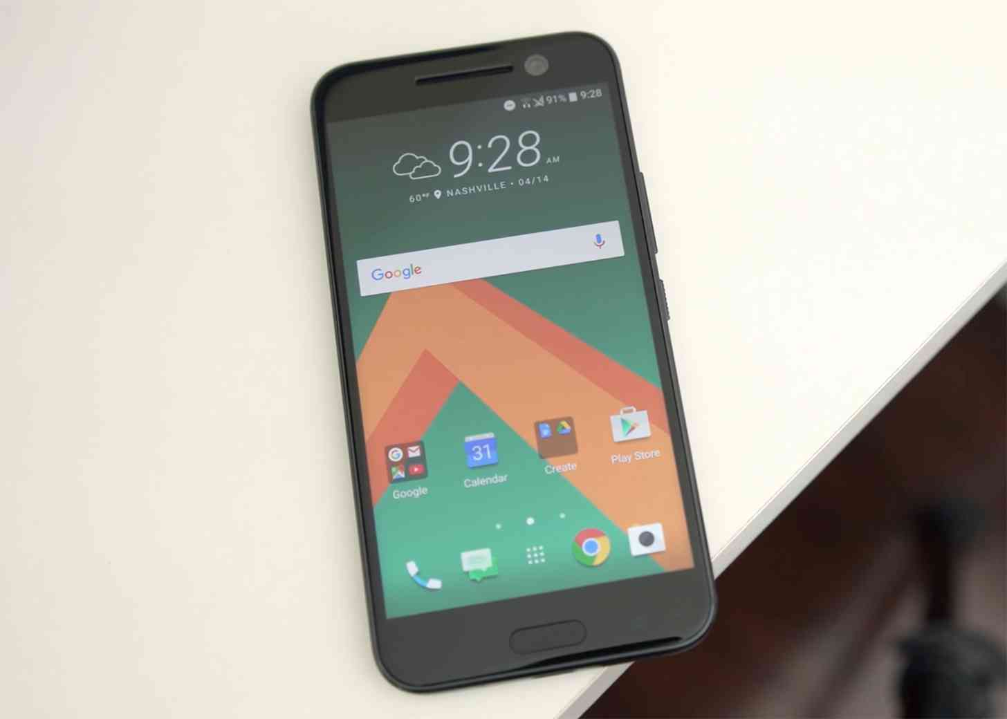 HTC 10 unboxing hands-on