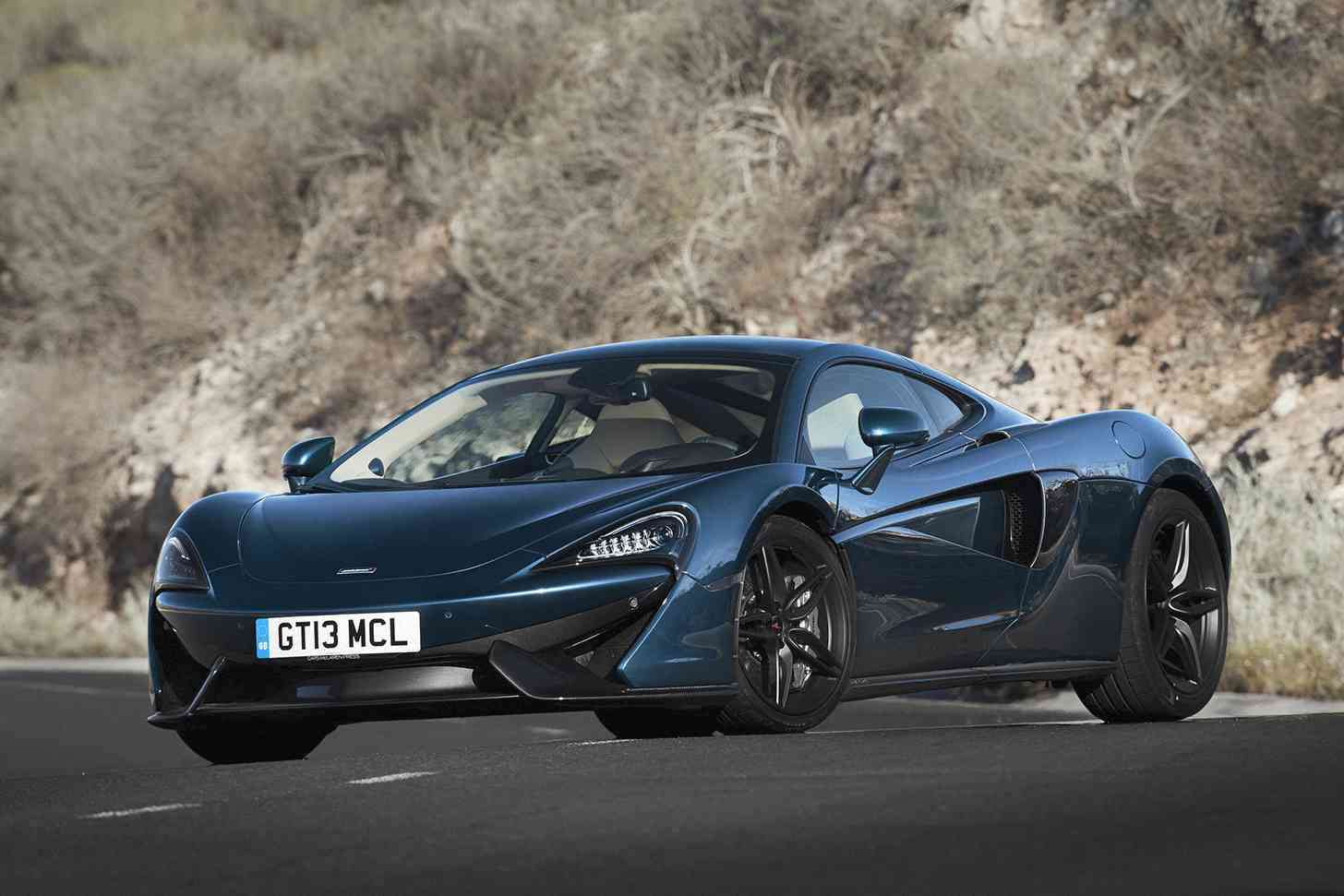 McLaren 570GT by MSO Concept Pacific Blue