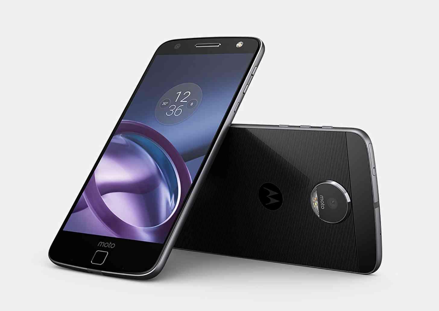 Unlocked GSM Moto Z official