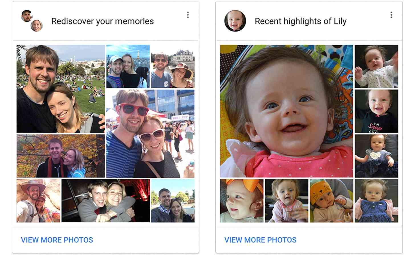 Google Photos Highlights