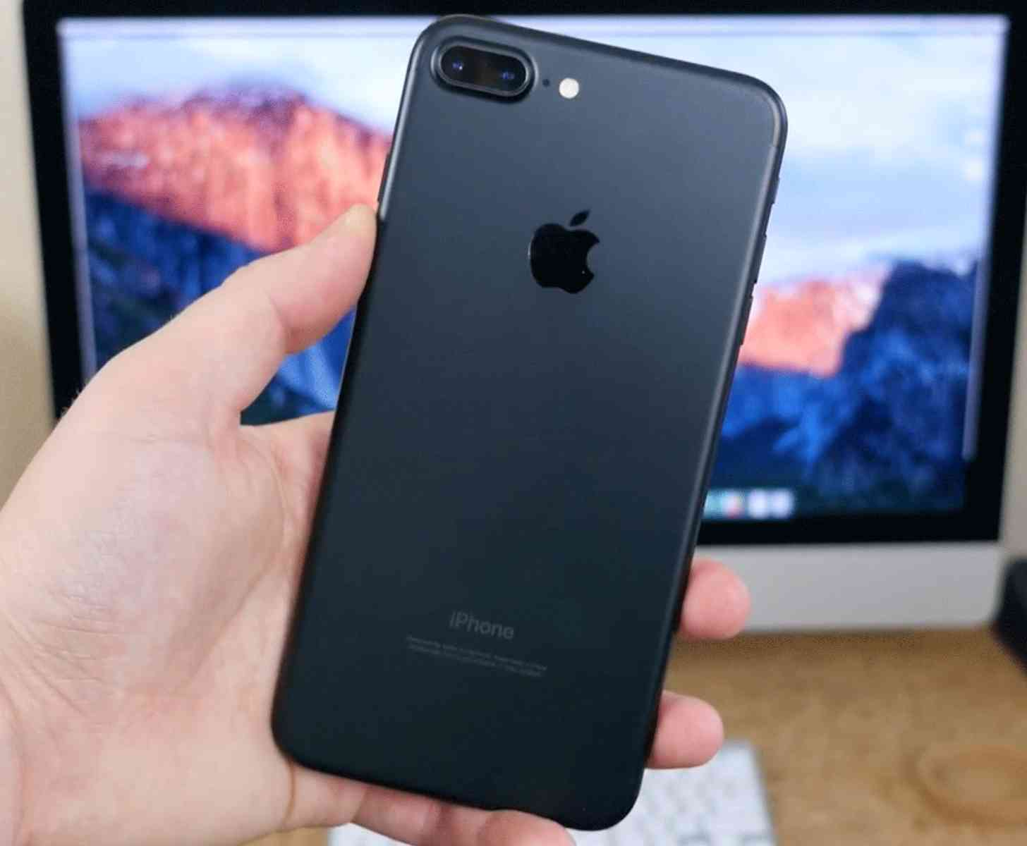 iPhone 7 Plus hands-on