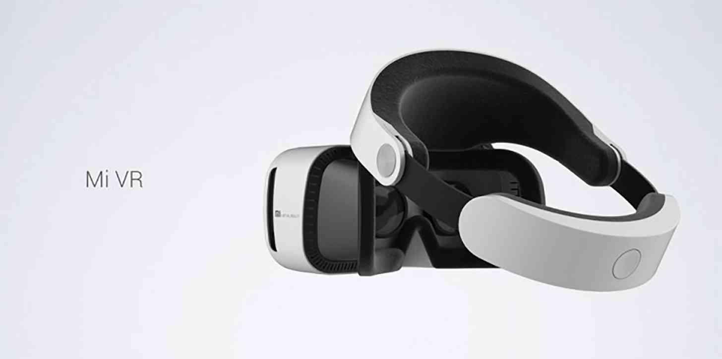Xiaomi Mi VR headset official rear