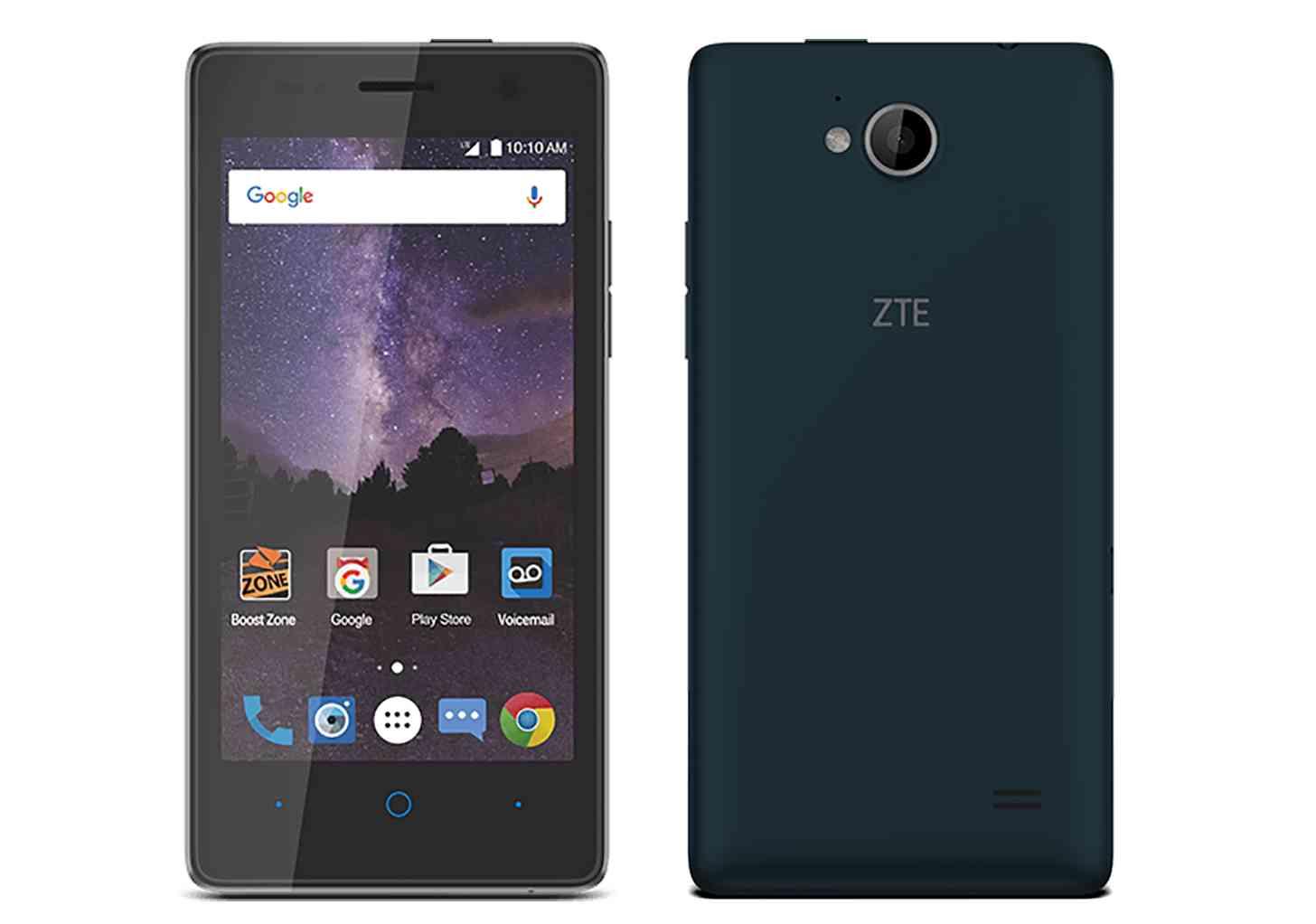 ZTE Tempo Boost Mobile official