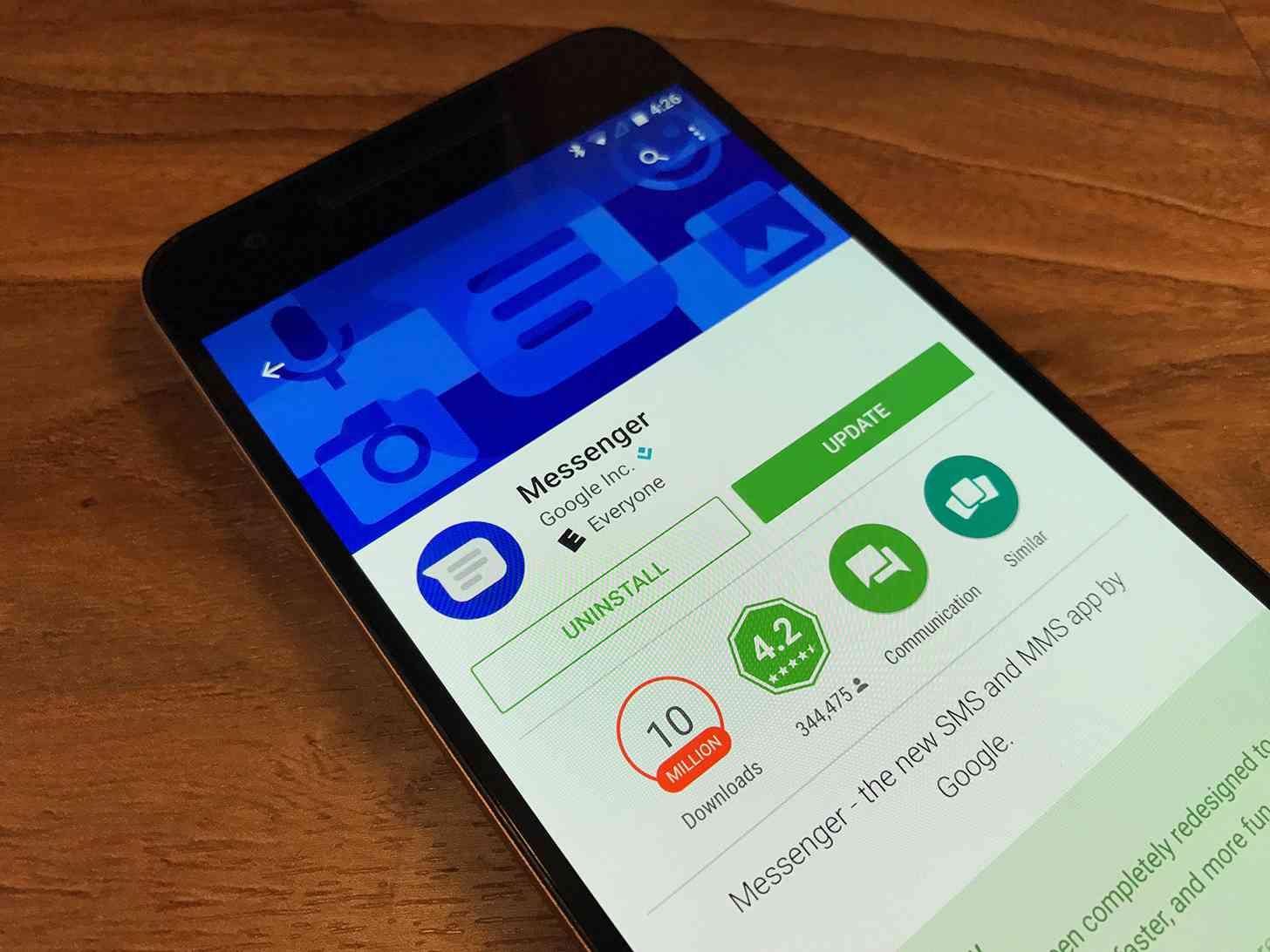 Google, Sprint Launch New Text Messaging Platform