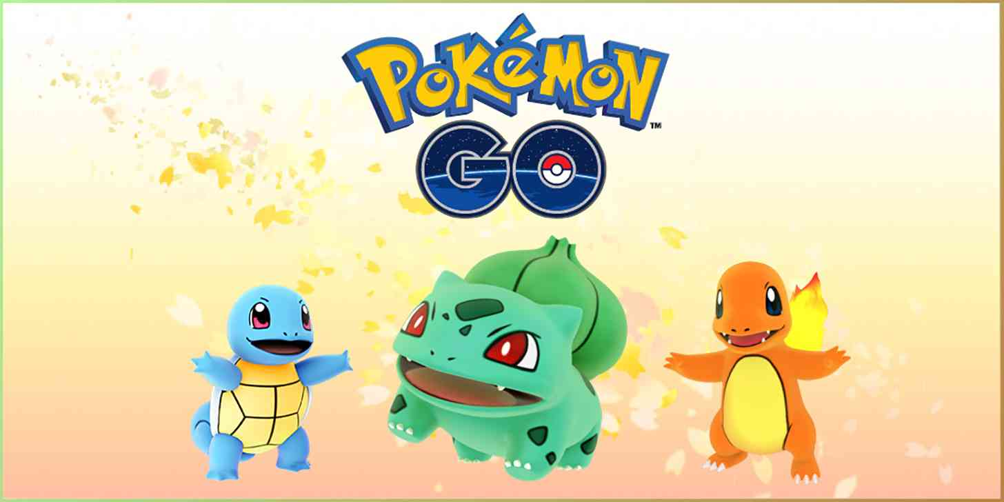 Pokémon Go celebration