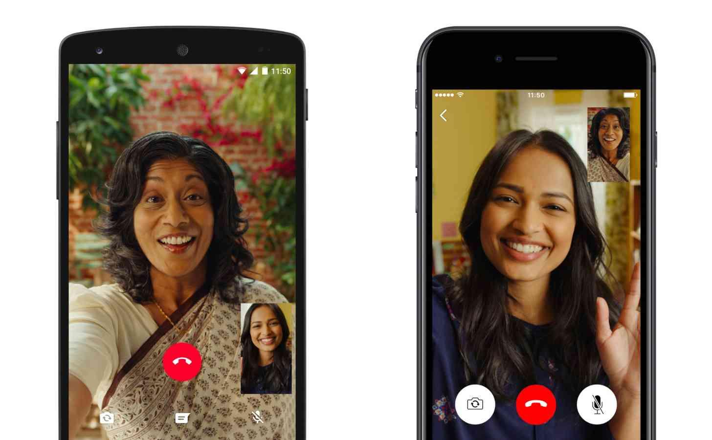 WhatsApp video calling official