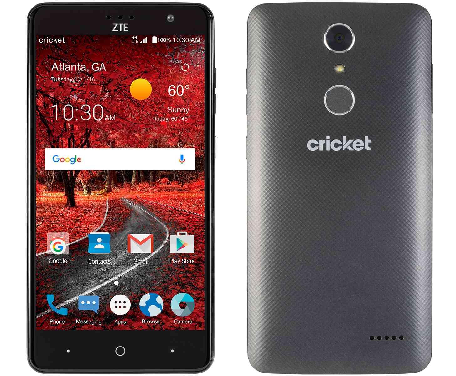 ZTE Grand X 4 Cricket Wireless official