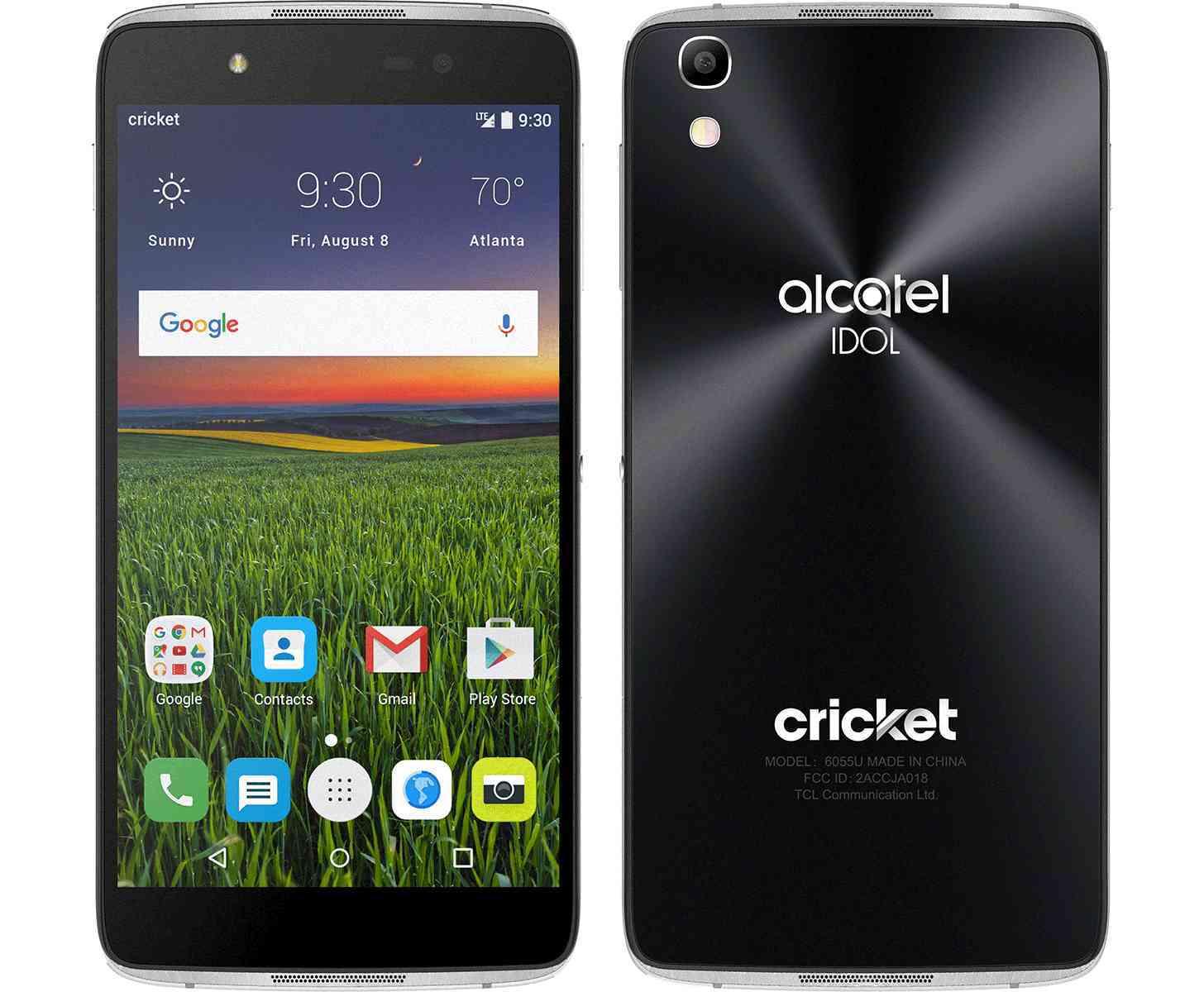 Alcatel Idol 4 Cricket Wireless