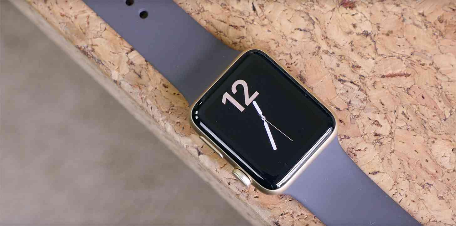 Apple Watch Series 2 hands-on
