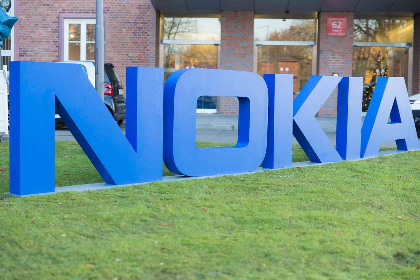 Nokia logo large