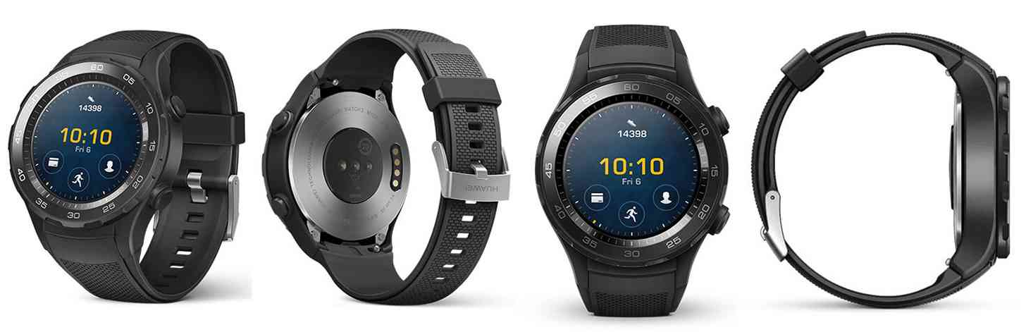 Huawei Watch 2 image leak